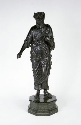 Andrea Briosco detto il Riccio, Mosè, 1513. Paris, Musée Jacquemart André – Institut de France © Studio Sébert Photographes