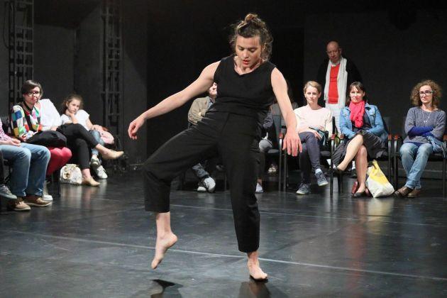 Annamaria Ajmone, Trigger. Photo credit Andrzej Janikowski