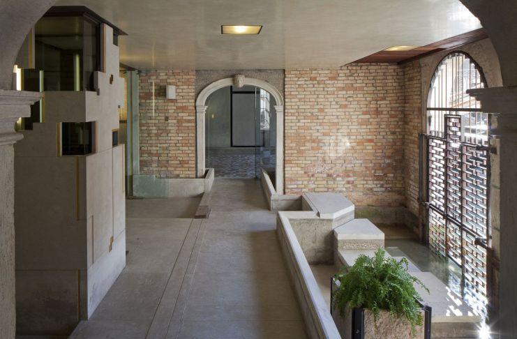 Area Carlo Scarpa, Fondazione Querini Stampalia, Venezia