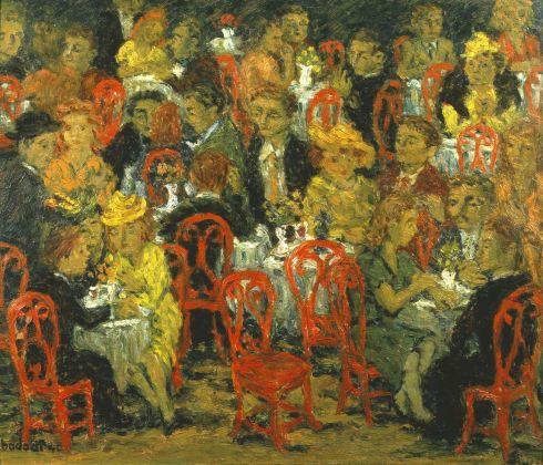 Arnaldo Badodi, Caffè, 1940. Collezione Iannaccone