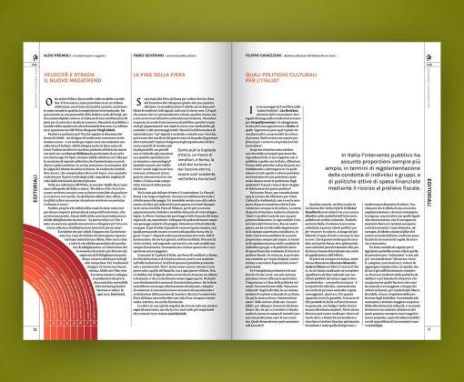 Artribune Magazine #46. Gli editoriali