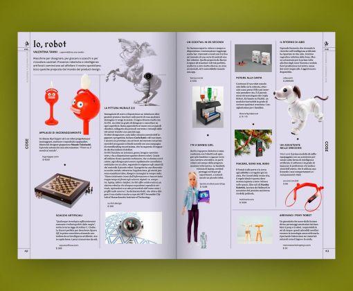 Artribune Magazine #46. Gli oggetti