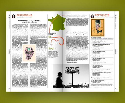 Artribune Magazine #46. Le news