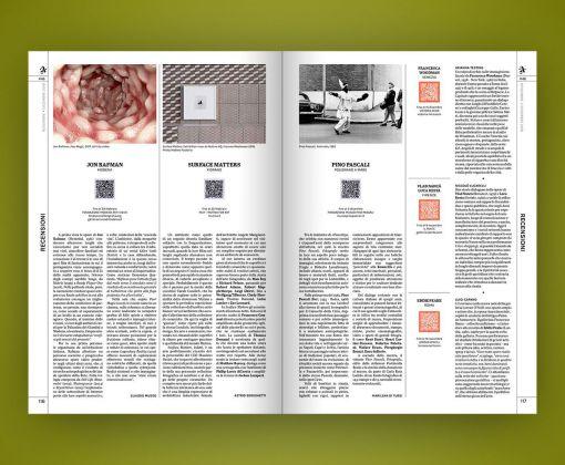 Artribune Magazine #46. Le recensioni