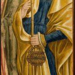 Benedetto Bonfigli e bottega, Angeli con strumenti della Passione, seconda metà del XV sec. Perugia, Chiesa di San Francesco al Prato