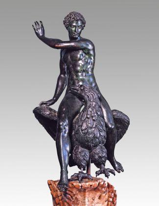 Benvenuto Cellini, Ganimede, Firenze, Museo Nazionale del Bargello