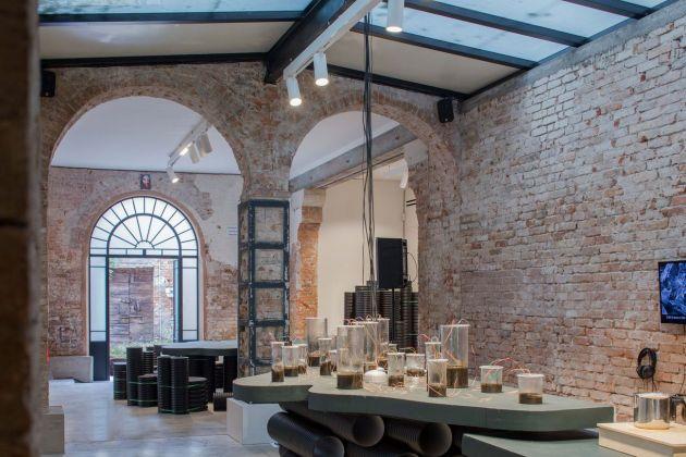 Biennale di Venezia di Architettura, 2018. Padiglione Lituania. The Swamp Pavilion. Norbert Tukaj