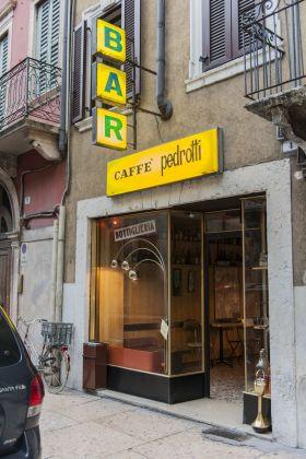Caffè Pedrotti, via XX settembre 4, Verona