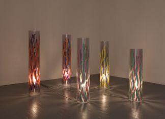 Carla Accardi. Installation view at Galleria Massimo Minini, Brescia 2018. Courtesy Archivio Accardi Sanfilippo & Galleria Massimo Minini. Photo credit Andrea Rossetti