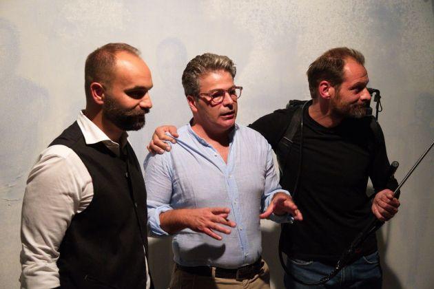 Carlo Cinque, Antonio Trimani, Matteo Montani