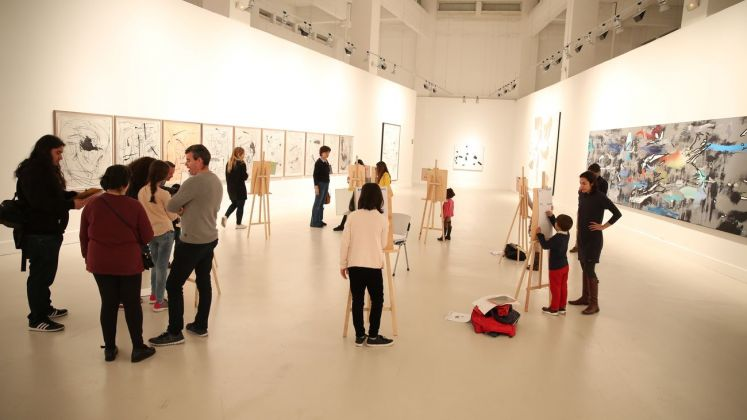Centre Pompidou, Malaga. Laboratori