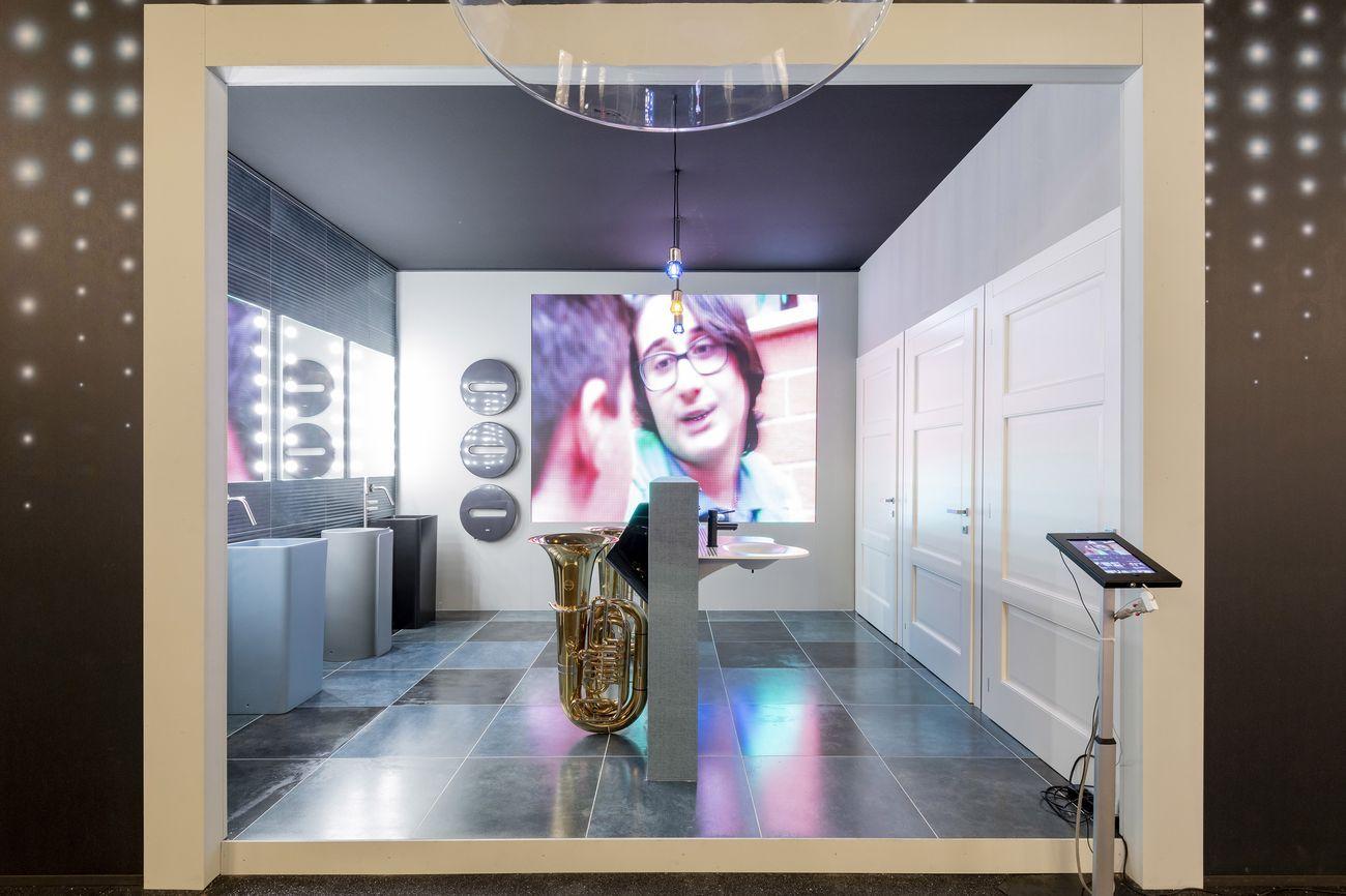 Cersaie 2020 Calendario.Musica E Design Al Cersaie Di Bologna Artribune