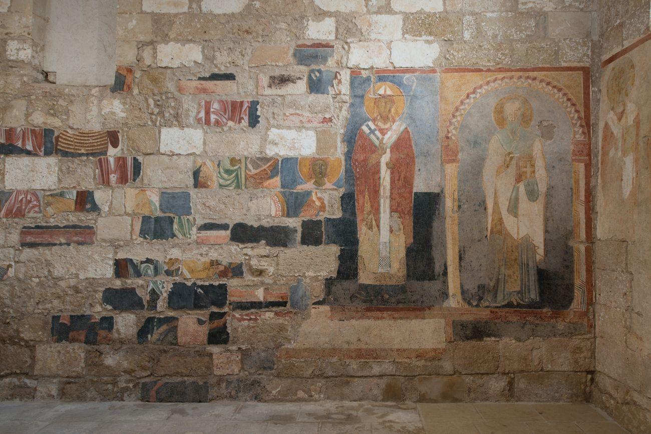 Chiesa dell'Abbazia di Santa Maria di Cerrate ©FAI - Fondo Ambiente Italiano