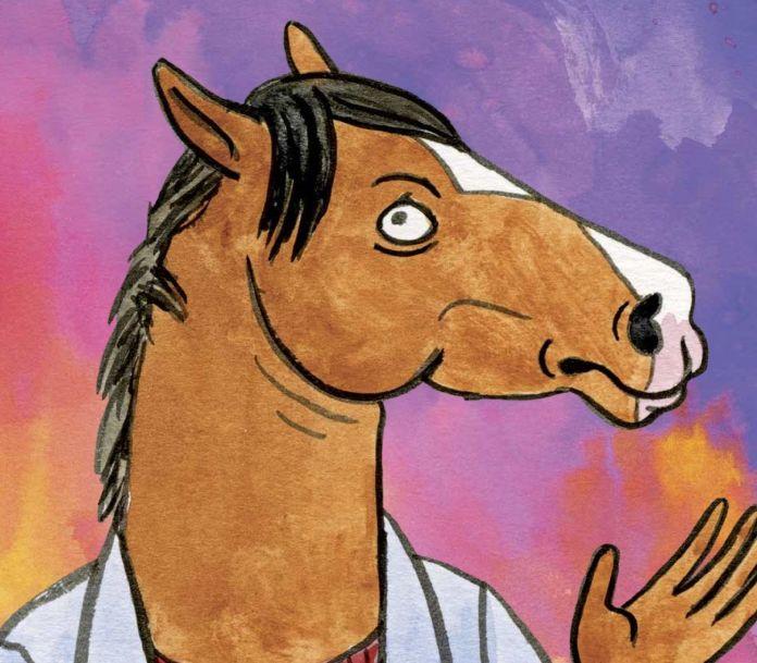 Chris MacDonnell, Lisa Hanawalt, Raphael Bob Waksberg ‒ BoJack Horseman (BD Edizioni, 2018)