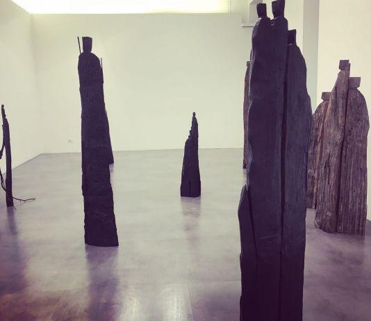 Christian Lapie. Le Songe d'Icare. Exhibition view at Mimmo Scognamiglio Artecontemporanea, Milano 2018