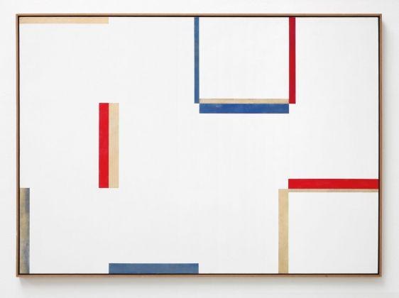 Claudio Verna, Pittura, 1974. Courtesy Cardi Gallery, Milano