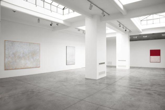 Claudio Verna. Exhibition view at Cardi Gallery, Milano 2018