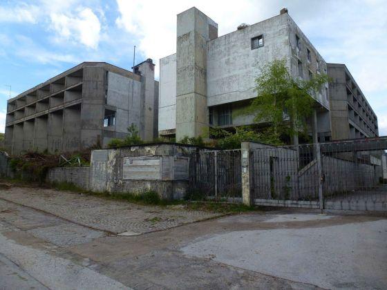Colonia Ipost e Grande Albergo Abetina, San Marcello Piteglio (costruito nel 1975 80, dismesso nel 1987-1992)