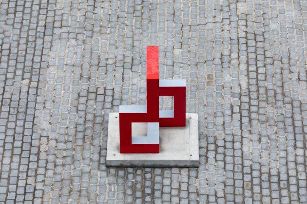 Damián Ortega. The Modern Garden. Installation view at Garage Museum of Contemporary Art, Mosca 2018. Photo Ivan Erofeev (c) Garage Museum of Contemporary Art. Courtesy l'artista & Kurimanzutto, Città del Messico