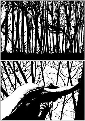 Dario Panzeri – Perso nel bosco (Eris Edizioni, Torino 2018)