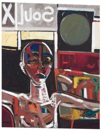 David Driskell, Soul X, 1968