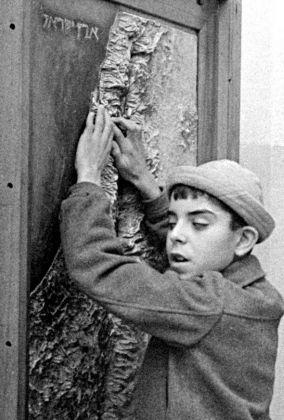 """David Rubinger, Un ragazzo cieco """"vede"""" la sua patria, 1960"""