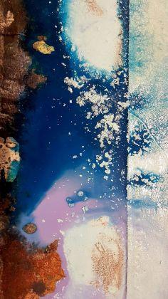 Dettagli dallo studio di Andrea Kvas. Photo Andrea Kvas