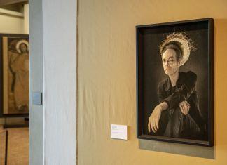 Dialoghi contemporanei con Tintoretto. Exhibition view at Galleria Giorgio Franchetti alla Ca' d'Oro e Palazzo Ducale, Venezia 2018