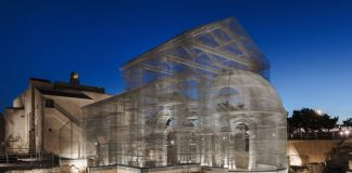 Edoardo Tresoldi, Basilica di Siponto © Roberto Conte