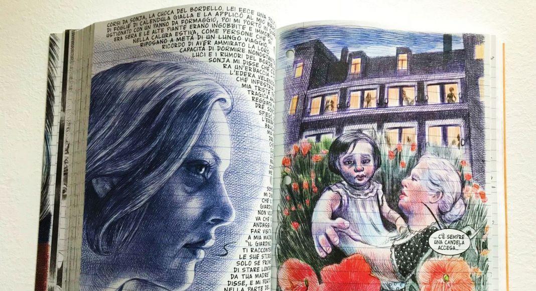 Emil Ferris – La mia cosa preferita sono i mostri (Bao Publishing, Milano 2018)