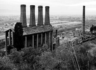 Enrico Tomasi, Cementificio Marchino Le Macine, Prato (costruito nel 1926, dismesso nel 1956)