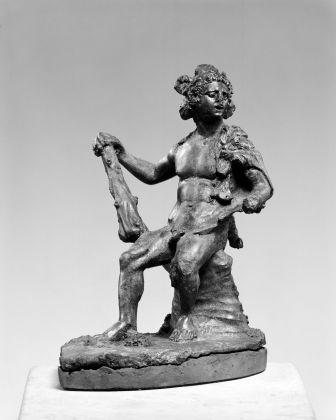 Eracle seduto, prima metà del II sec. a.C. Antikenmuseum Basel und Sammlung Ludwig