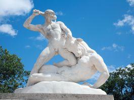 Ercole e il toro di Creta, Reggia di Versailles