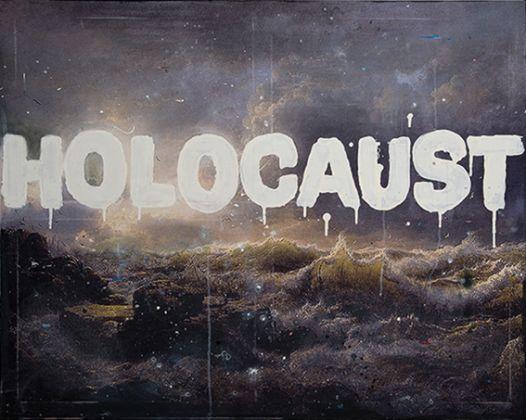FANGO, Spazio Rivoluzione, Mario Consiglio, Holocaust, 2018