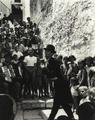 Federico Patellani, Pazzariello a Ostuni, 1957. Collezione Guido Bertero, Torino