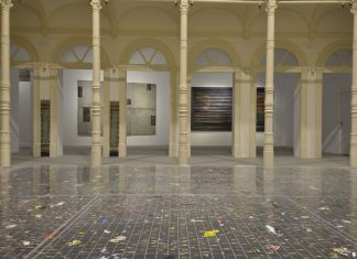 Francesca Leone. Domus. Installation view at Palacio de Gaviria, Madrid 2018