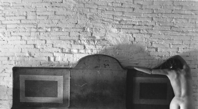 Francesca Woodman, November has been a slightly uncomfortable baroque, 1977-78