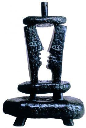 Georges Bracque, Hymen, autunno 1939 (1957). Saint-Paul-de-Vence, Fondation Marguerite et Aimé Maeght. Photo Claude Germain - Archives Fondation Maeght, Saint-Paul de Vence © Georges Braque by SIAE 2018