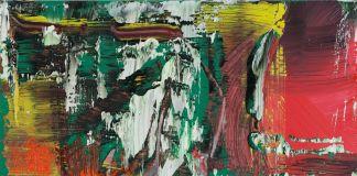 Gerhard Richter, Abstraktes Bild, 2016. Collezione privata © Gerhard Richter 2018