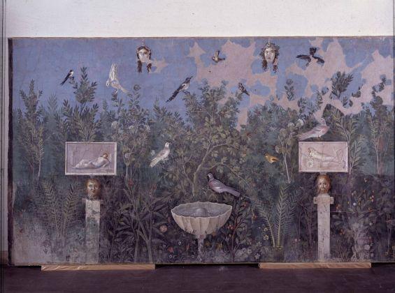 Giardino, Pompei, Casa del Bracciale d'Oro