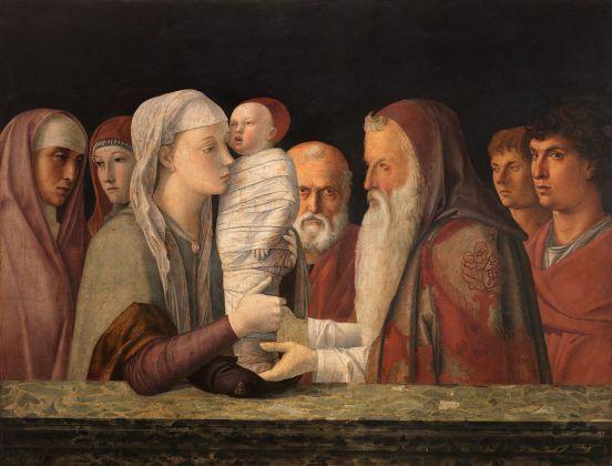 Giovanni Bellini, Presentazione di Gesù al Tempio, 1470-75 ca. Fondazione Querini Stampalia, Venezia © Fondazione Querini Stampalia Onlus, Venezia
