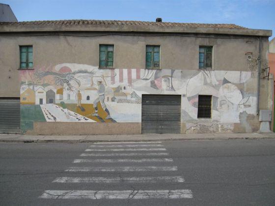 Gruppo Artistico Villamar a Villamar. Photo Sara Ledda