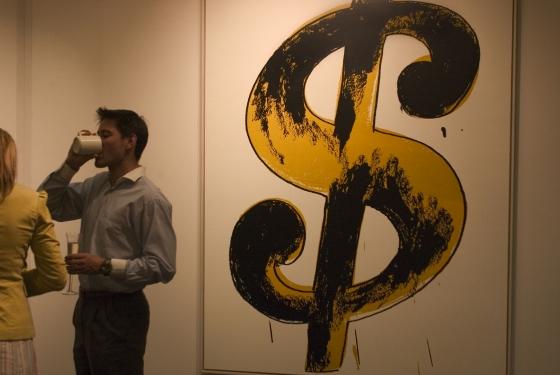 Il dollaro di Andy Warhol
