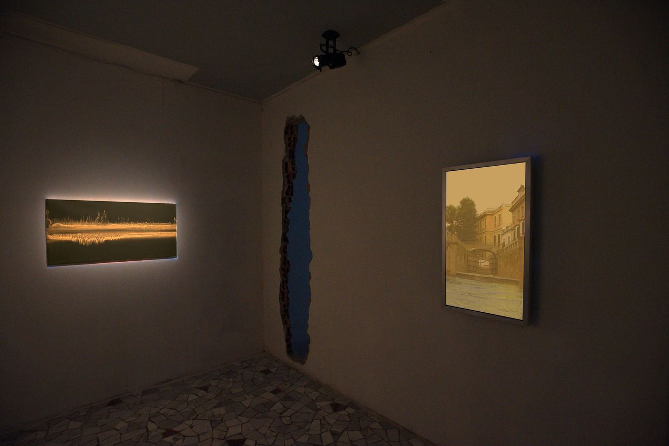 Invitation to a Disaster. Matteo Montani, Linea di Massima. Antonio Trimani, Risveglio a Milano