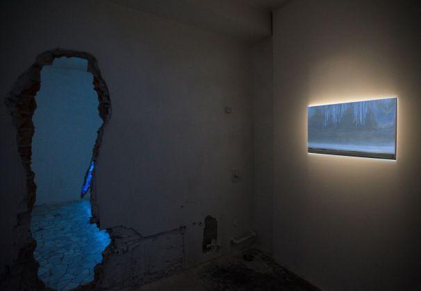 Invitation to a Disaster. Matteo Montani, Piccolo paesaggio in cerca di grazia
