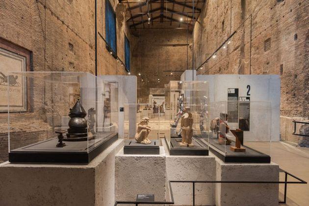 Je suis l'autre. Exhibition view at Terme di Diocleziano, Roma 2018 © Electa. Photo A. Serrau