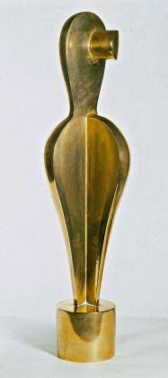 Jean Arp, Poupée borgne, 1964. Roma, Galleria Nazionale d'Arte Moderna e Contemporanea