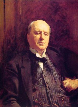 John Singer Sargent, Henry James, 1913. National Portrait Gallery, Londra