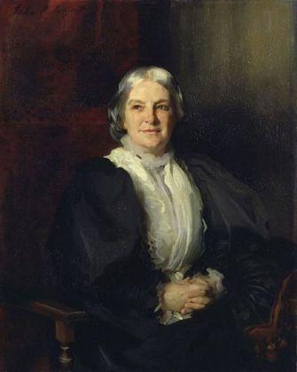 John Singer Sargent, Octavia Hill, 1898. National Portrait Gallery, Londra
