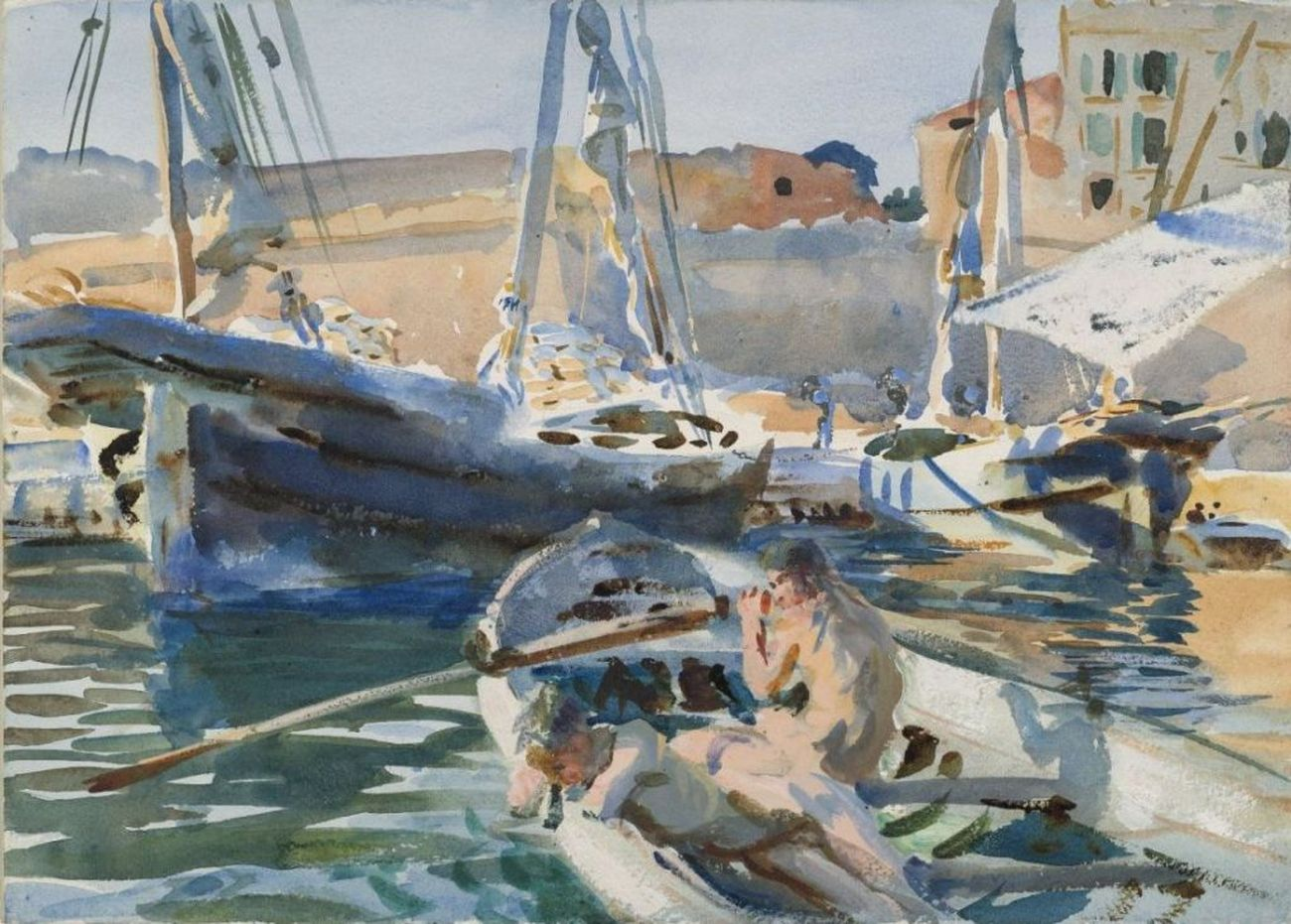 John Singer Sargent a Stoccolma | Artribune